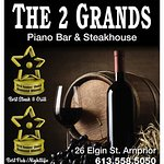 Ranked #1 by customers in two categories Best Steakhouse and Grill Best Pub/Nightlife