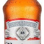 Budweiser 550ml.