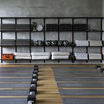 Material Yoga studio. Moscow