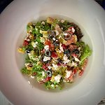 Beat the summer with delicious feta cheese salad choices..