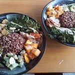 Healthy PRANA house bowl!