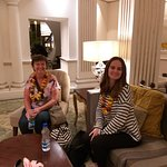 My Guests at the Claridges