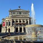 Старая Опера во Франкфурте