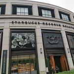 ภาพถ่ายของ Starbucks Reserve Roastery Shanghai