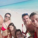 Bella vita a Playa Sirena!!!