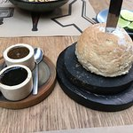 Salsas y Pan