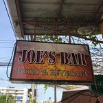 Bilde fra Joe's Bar