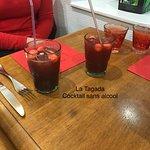 Apéritif sans alcool  Cocktail Tagada