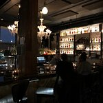 The Revelry - bar area