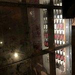 The Revelry - wine cellar