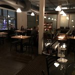 The Revelry - upstairs dining room