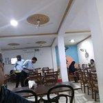 ADEQUATE SEATING IN THE BADRI SETH MARWARI BHOJ
