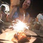 Birthday baklava