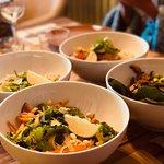 Vegan food in a bowl.