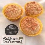 Coco Muffins- La collaboration de La Pause Américaine et California Cake Company!