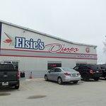 Elsie's Diner in Springmount just west of Owen Sound.