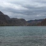 Los Reyunos Dam Photo
