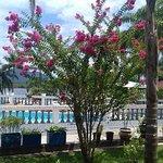 hotel costa azul área de lazer