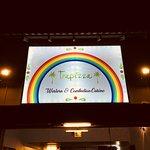 Trapizza restaurant