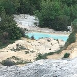 Bagno Vignoni - Parco dei Molini - a piscina