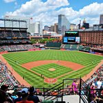 Oriole Park: Tampa Bay Rays vs. Baltimore Orioles - July 02, 2017.