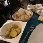 Pommes de terre façon algarve pour... 1,50 €!!! (6 € en Belgique ?)