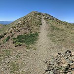 Great day hike to Wheeler Peak. If you are visiting Taos it's a must do for a day. The hike is only a 7 or 8 mile round trip but it gets you up to the top quick so it is very strenuous, but well worth it.