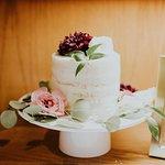 Wedding reception decor - Photo Credit: Emily Elizabeth Photo