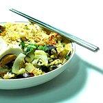 Tri-Egg fried rice