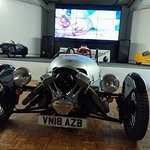 Morgan Motor Company Photo