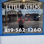 Little Athens Store front