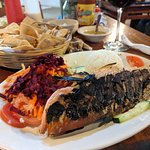 Catch of the Day (Rubia) grilled