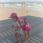 Beach hugs
