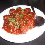 Veggie Manchurian