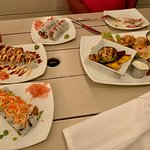 Starters and Sushi