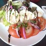 Tomates/Mozzarella
