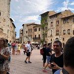 Foto van San Gimignano