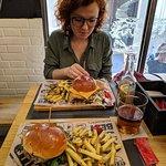 La Calle Burger Málaga Foto
