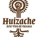 Logo de Huizache Arte Vivo de Oaxaca