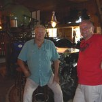 on the left the Welzen owner and my big friend Franz