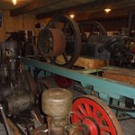 some of the very old tractor