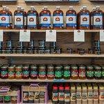 Colorado made bloody mary mixes, spice rubs, jams, mustards, and marinades.