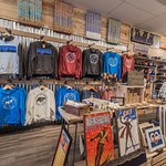 Colorado-themed t-shirts, hoodies, jewelry and artwork.