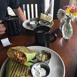 Φωτογραφία: Chilkoot Cafe & Cyclery