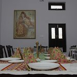 We have dinning too in Deogarh Hills