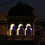 One of the Rajasthani Jarokhas