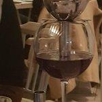 Vinsanto Wine Bar Resturant - Serving red wine