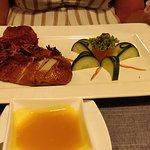 Duck with Orange