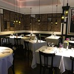 salle bistrot gourmand cannes