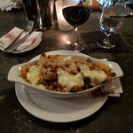 There is a lot going on here. The cheeses (plural) play very well with the ziti, which in turn h